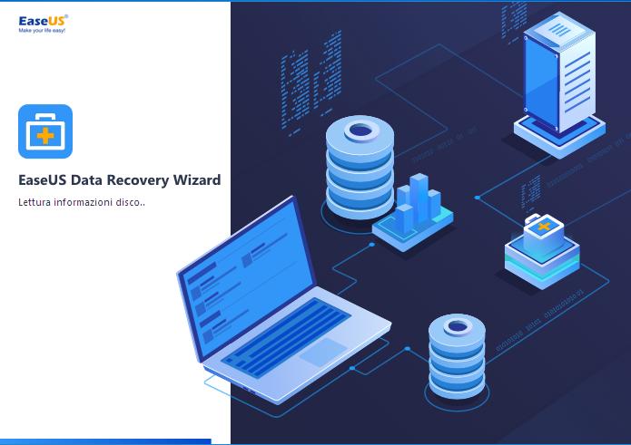 Recupero file con EaseUS Data Recovery Wizard