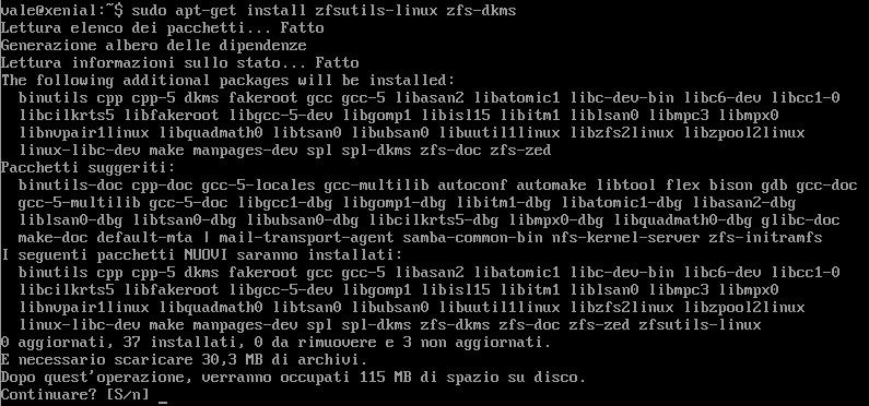 install-zfs