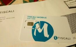 Tiscali Mobile Smart 4G