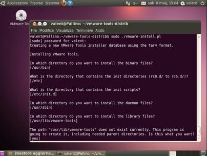 vmware-tools-installation